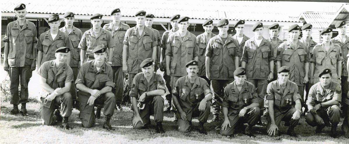 Sgt Mac S Team Room Viet Nam
